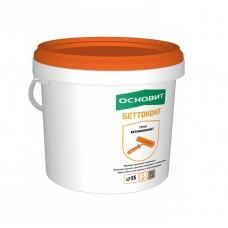 Грунт бетоноконтакт Основит беттоконт Т-55 6 кг