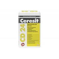 Шпаклевка для бетона Ceresit CD 24 25 кг