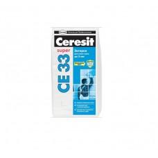 Затирка Ceresit CE 33 Super антрацит 2 кг
