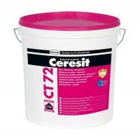 Штукатурка силикатная Ceresit CT 72 короед 1,5 мм группа E 25 кг