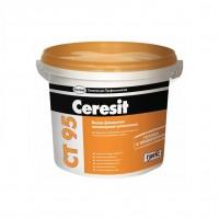 Готовая полимерная шпаклевка Ceresit CT 95 5 кг