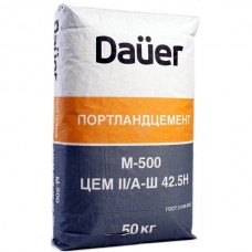 Портландцемент Dauer Zement ЦЕМ II/А-Ш 42,5Н 50 кг