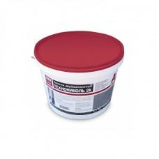 Герметик двухкомпонентный полиуретановый 2К Технониколь серый
