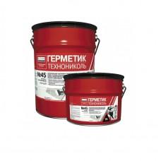 Герметик бутил-каучуковый Технониколь №45 серый 8 кг