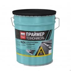 Праймер битумный эмульсионный Технониколь №04 20 л 18 кг