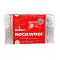 Базальтовая вата Rockwool Сауна Баттс 1000x600x50 мм