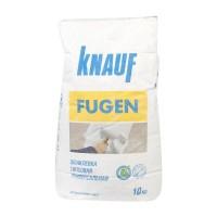 Шпаклёвка гипсовая Knauf Фуген, 10 кг