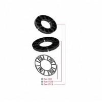 Кольцо выравнивающее Технониколь 3 мм