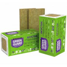 Базальтовая вата Технониколь GreenGuard Акустик 1200x600x50 мм 8 плит