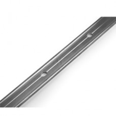 Планка прижимная алюминиевая Рокс 25х2,5х3000 мм