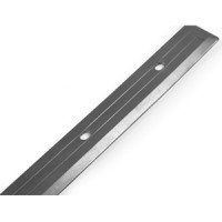 Планка краевая алюминиевая Рокс 30х2,5х3000 мм